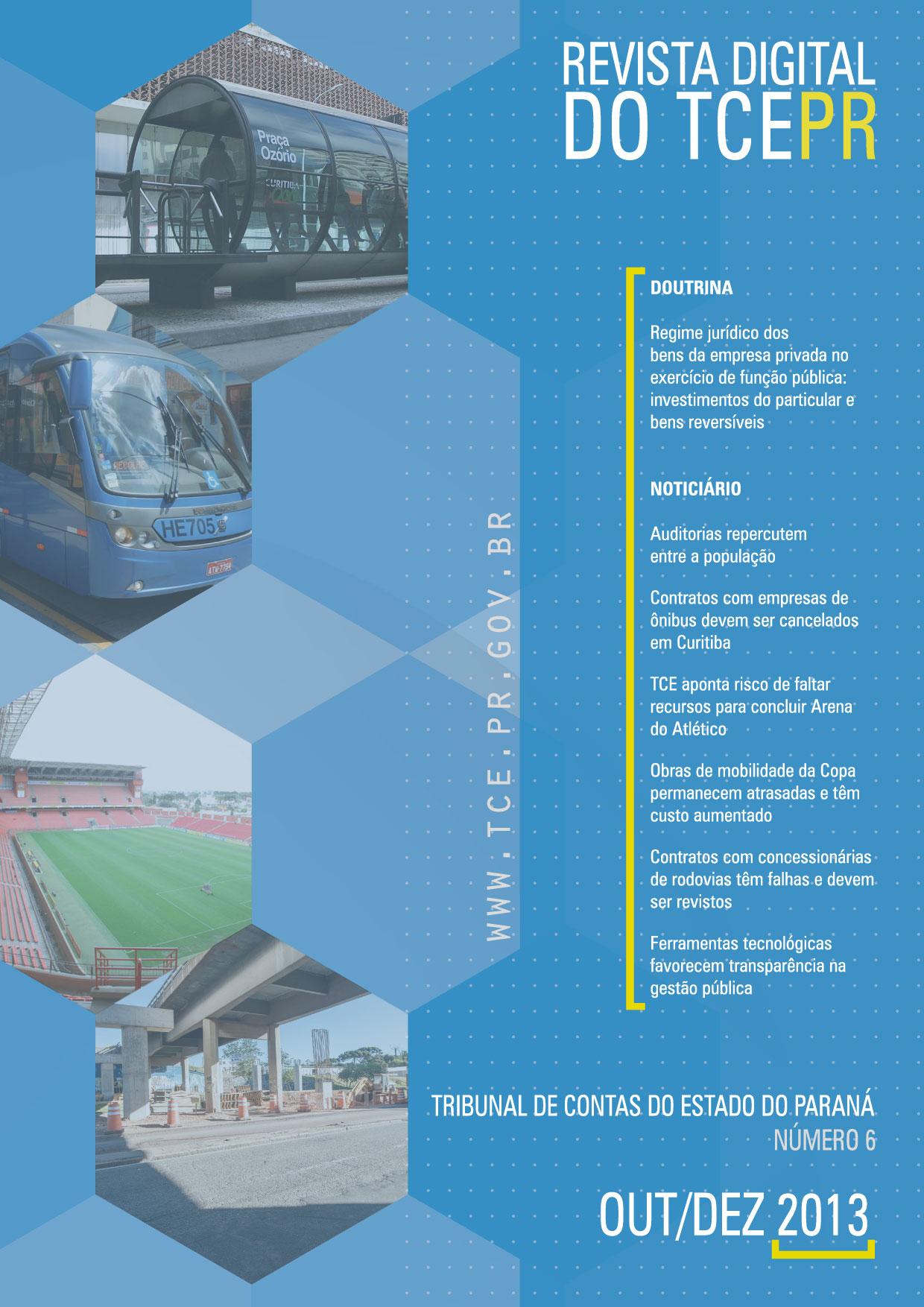 Revista Digital do TCEPR - número 6