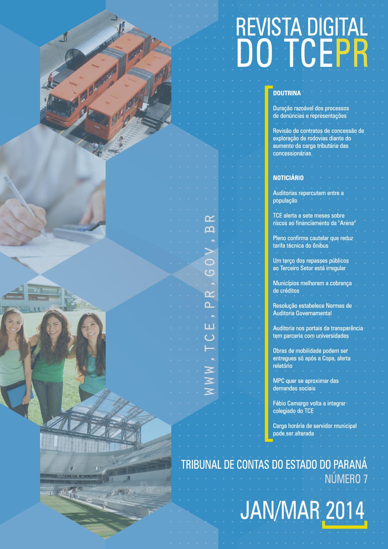 Revista Digital do TCEPR - número 7
