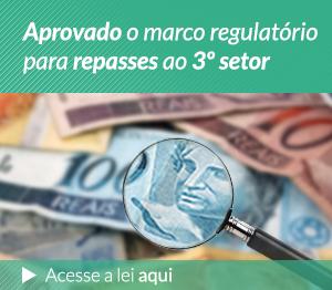 Marco regulat�rio do terceiro setor