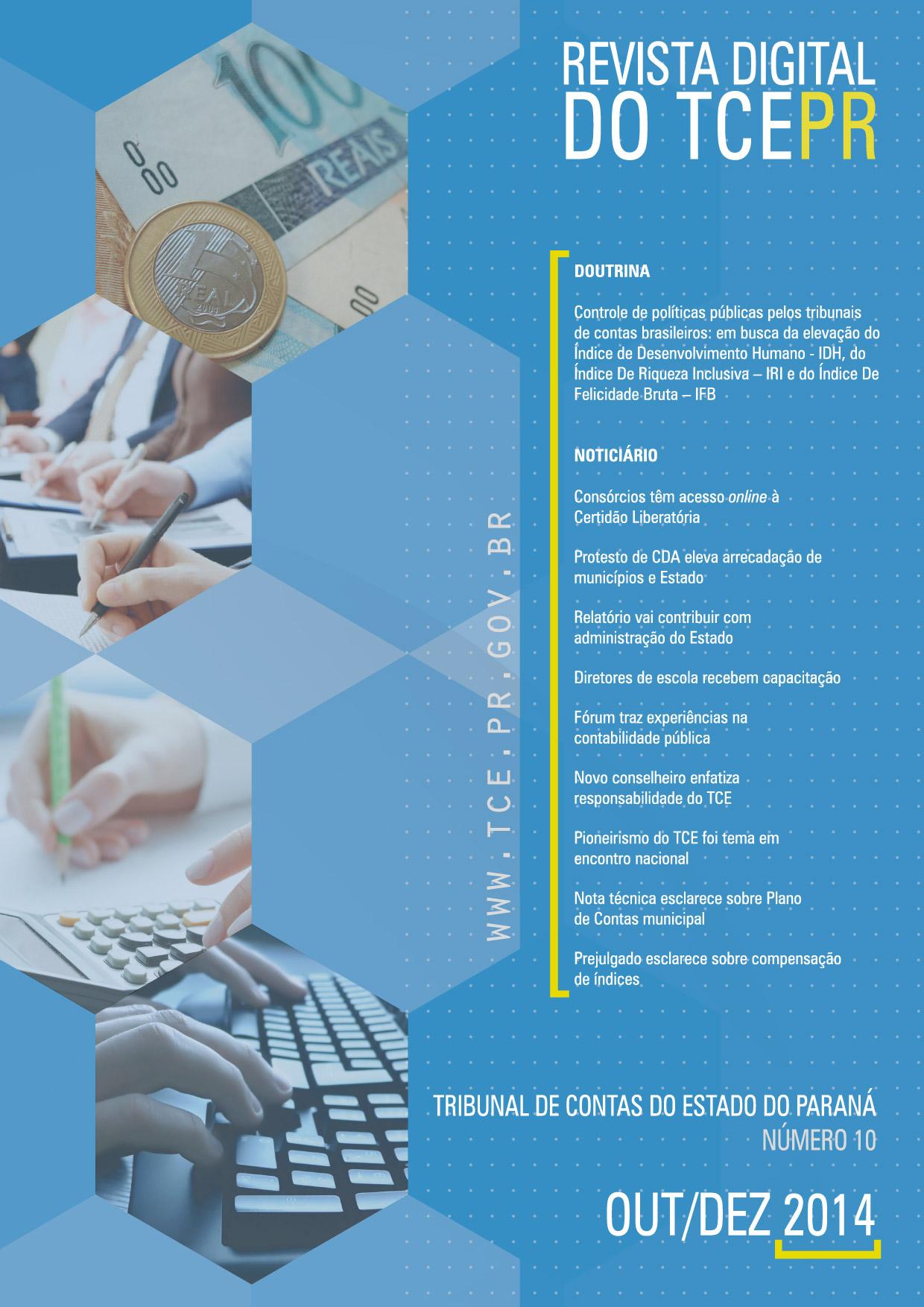 Revista Digital do TCE - número 10