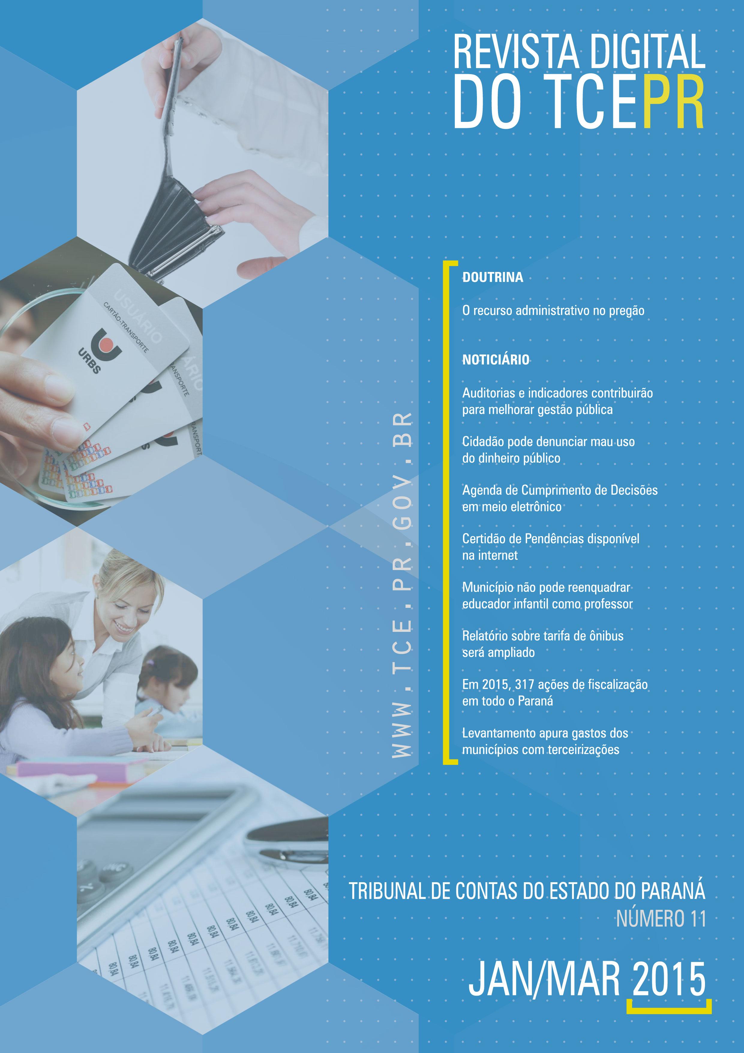 Revista Digital do TCEPR - número 11