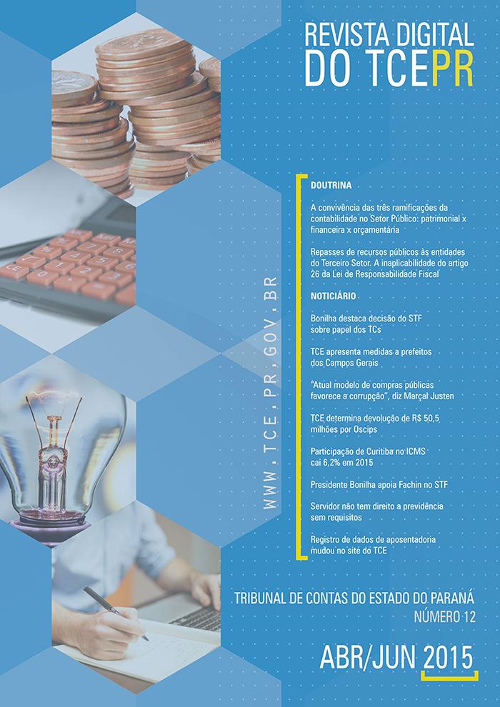 Revista Digital do TCE - número 12