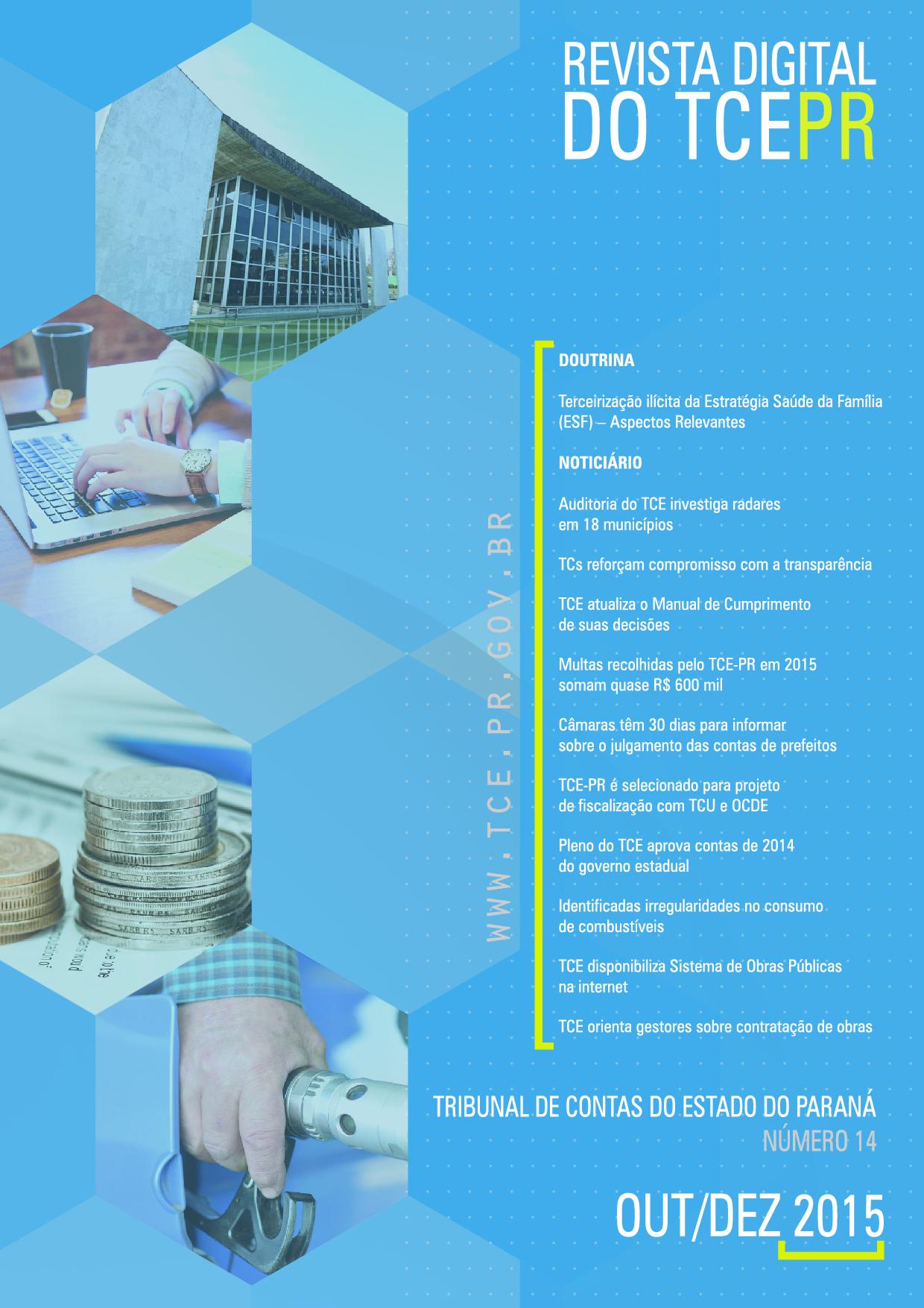 Revista Digital do TCEPR - número 14
