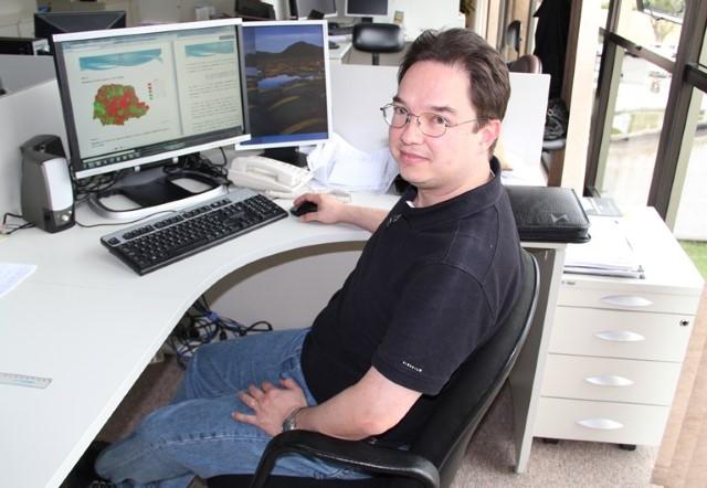 Andre Luiz Fernandes, da Diretoria de Informações ...