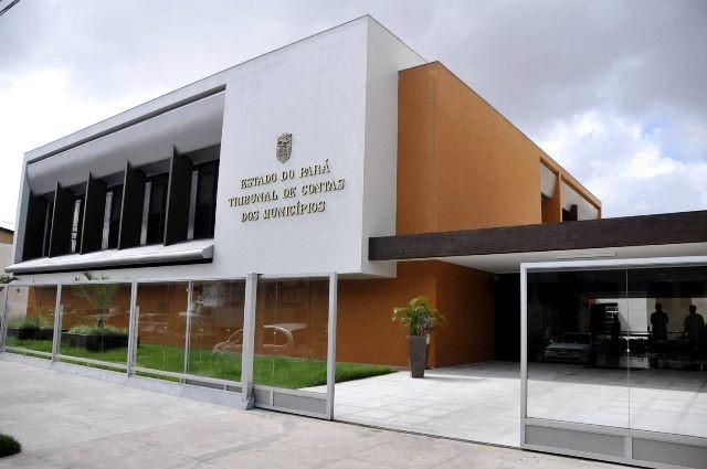 Sede do Tribunal de Contas dos Municípios do Pará, ...