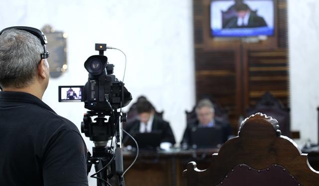 Sessão da Segunda Câmara do TCE-PR, realizada às q ...