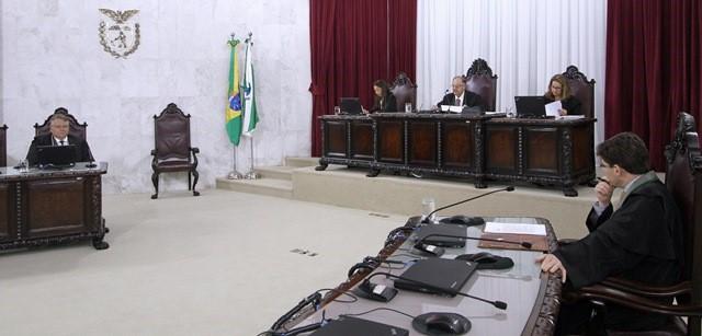 Primeira sessão de 2017 da Segunda Câmara do TCE-P ...