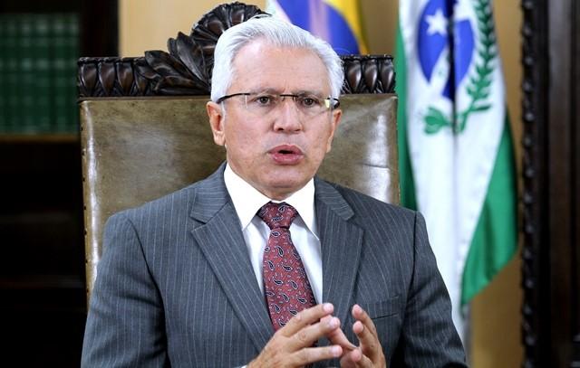 O conselheiro Durval Amaral, presidente do TCE-PR. ...