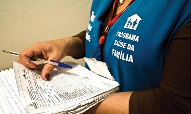 Atendimento do Programa Saúde da Família.Foto: D ...