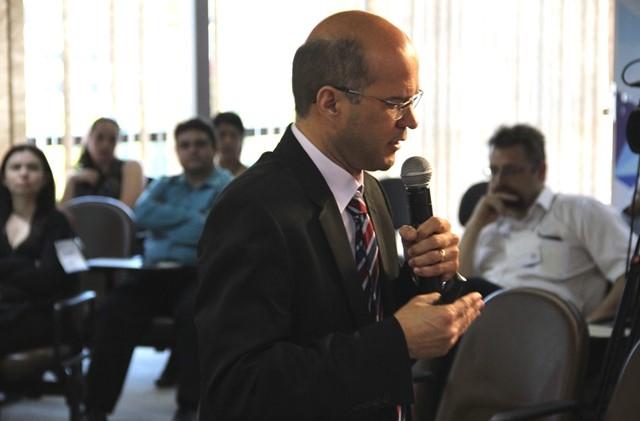 Auditor da STN faz palestra sobre papel  da contabilidade na transparência pública