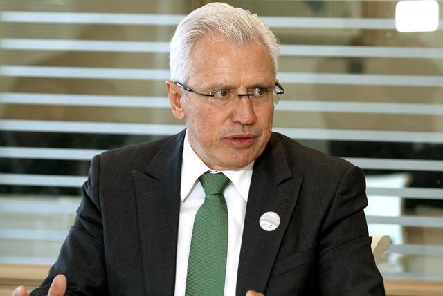 O conselheiro Durval Amaral, presidente do TCE-PR ...