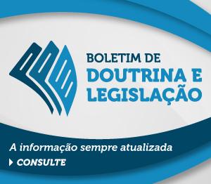 Banner Boletim de Doutrina e Legislação_rotativo
