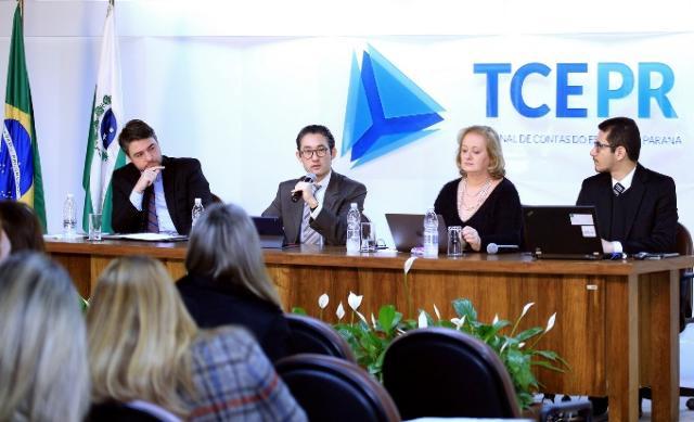 TCE-PR promove curso e debate sobre a Lei de Introdução às Normas de Direito Brasileiro