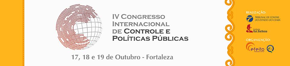 IV congresso internacional de controle e políticas
