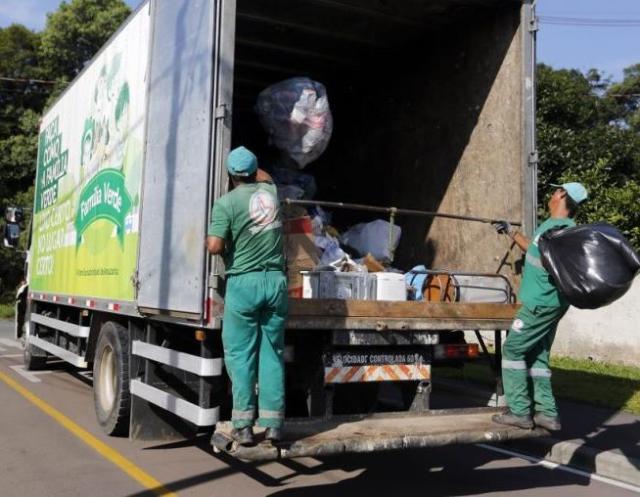 Revogada cautelar que suspendia licitação de Araucária para coleta e transporte de lixo