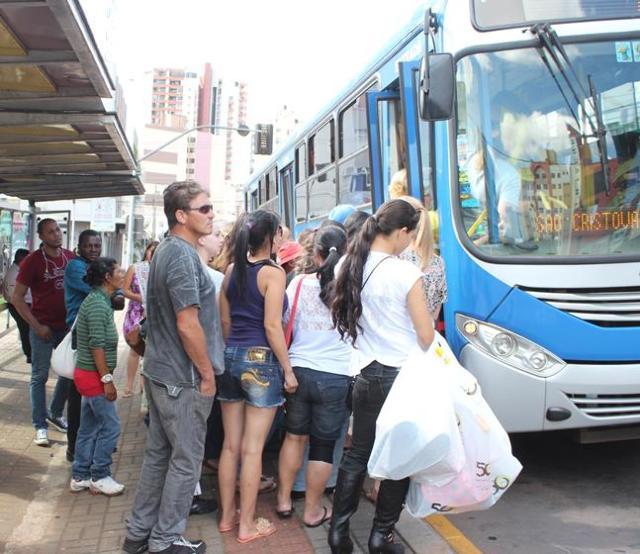 Sistema de transporte coletivo de Pato Branco, mun ...
