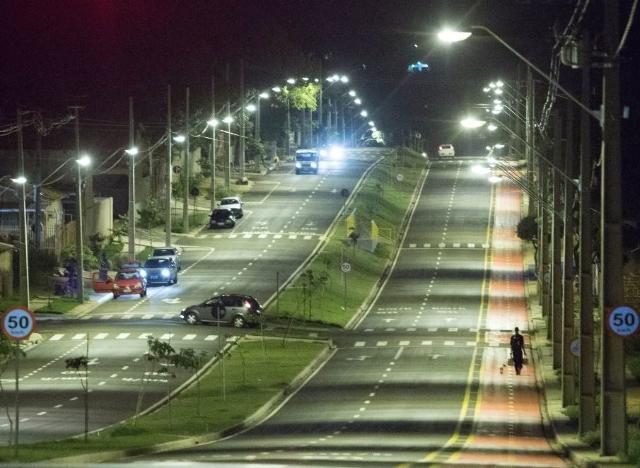 TCE-PR verifica qualidade de asfalto em Maringá executado com verba do BID