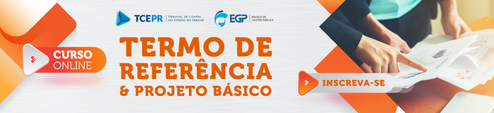 Banner Online Termo Referencia