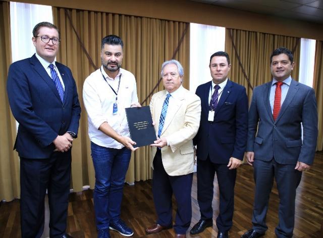 Ponta Grossa apresenta programa de compliance ao presidente do TCE-PR