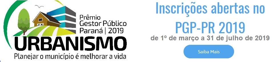 Prêmio Gestor Público 2019