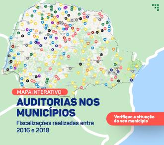 Banner Mapa Interativo PAF
