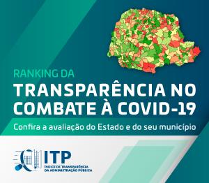 Banner ITP Transparência Covid-19 Rotativo