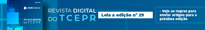 Revista Digital do TCEPR 29 Nova versão - Fixo