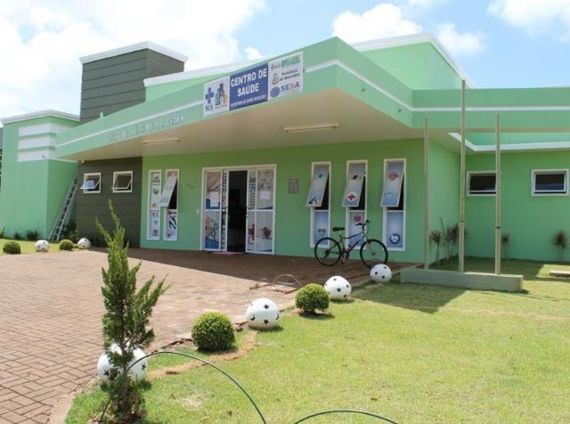 Centro de Saúde Municipal de Mercedes, na Região O ...