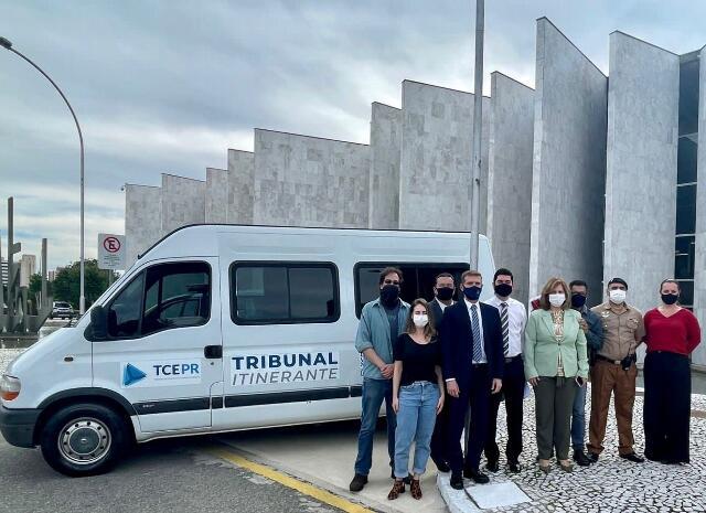 Programa TCE Itinerante tem início pelo Norte Pioneiro