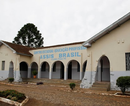 O Centro Estadual de Educa