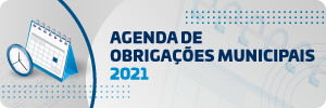 Banner lateral - Agenda de Obrigações 2021