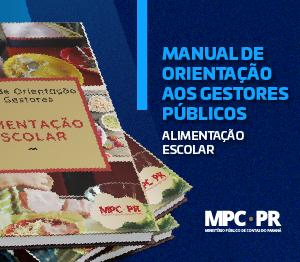 MPC-PR Manual Alimentação Escolar - Rotativo