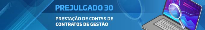 Prejulgado nº 30 - Banner fixo